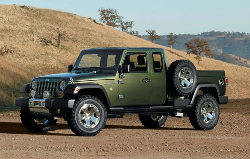the next 2020 jeep wrangler pickup rating release date Jeep Gladiator Release Date