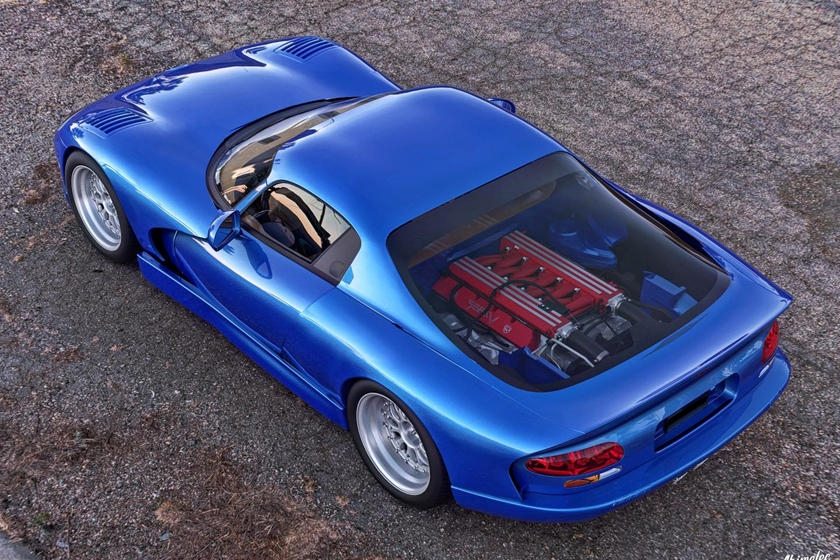 this is the mid engine dodge viper chrysler refused to make Dodge Viper Mid Engine