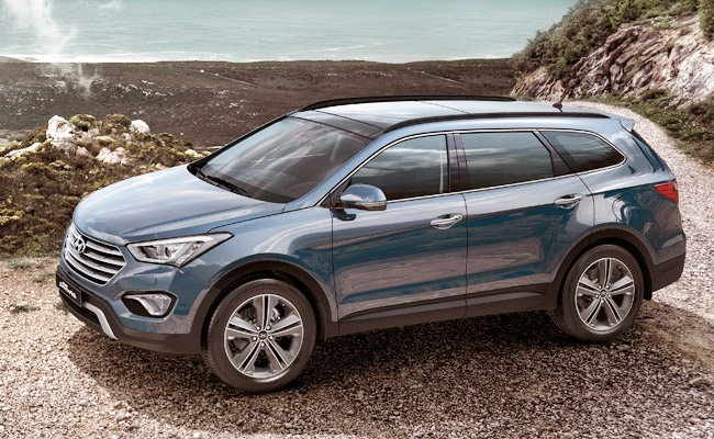 this just in hyundai ph releases long wheelbase grand santa fe Hyundai Grand Santa Fe