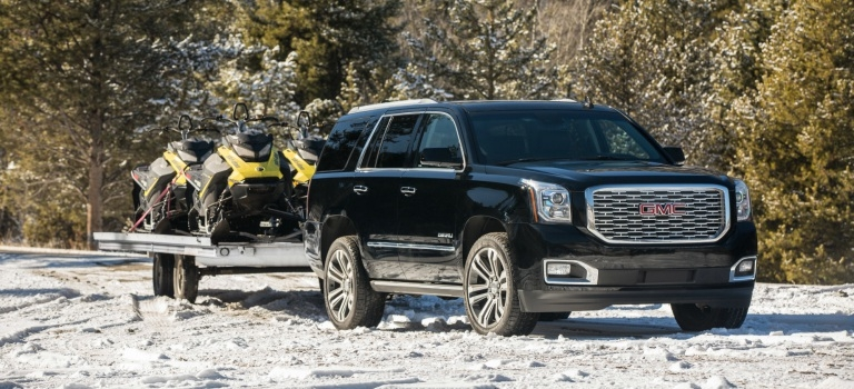 towing capacity of 2020 gmc suvs Gmc Yukon Towing Capacity