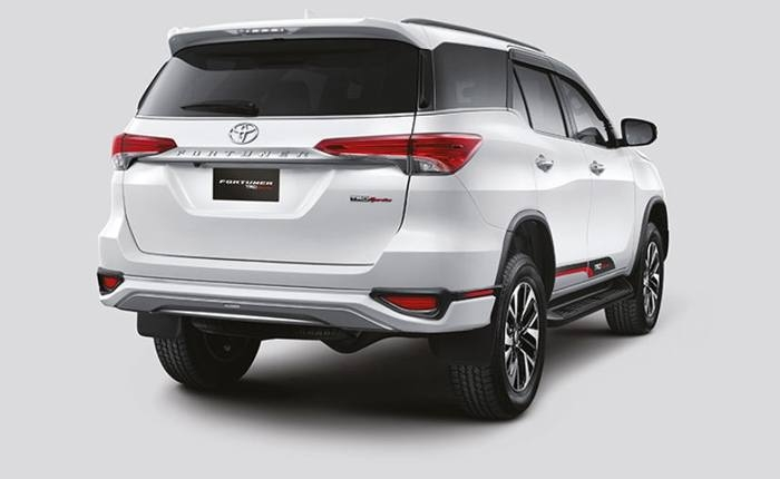 toyota fortuner price in india images mileage features Toyota Fortuner New Model