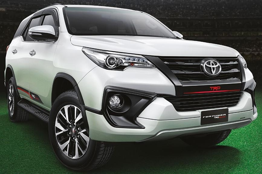 toyota fortuner trd sportivo new price specs review Toyota Fortuner New Model