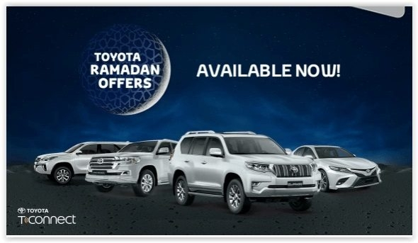 toyota ramadan 2020 offers deira uae deal souq Toyota Uae Ramadan Offers