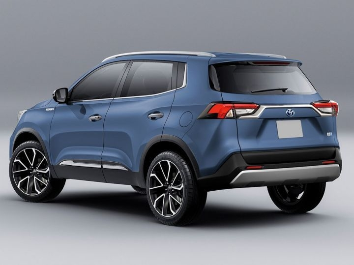 toyota rise compact suv to be unveiled next month in japan Toyota Upcoming Suv In India