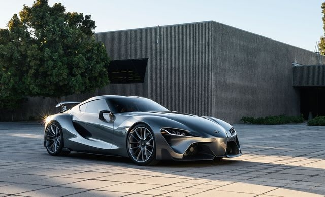 toyota supra rumour mill latest suggests a bmw engine with Toyota Supra Bmw Engine