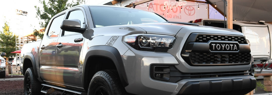 toyota tacoma payload and towing capacity arlington toyota Toyota Tacoma Towing Capacity