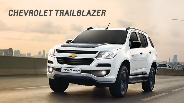 trailblazer chevrolet cars trucks suvs crossovers and vans Chevrolet Trailblazer Philippines