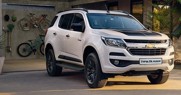 Chevrolet Trailblazer Philippines