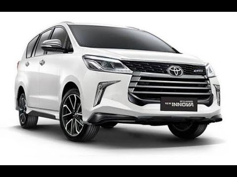upcoming new toyota innova crysta model 2020 2020 face lift hbn vlogs Toyota Innova Crysta Facelift