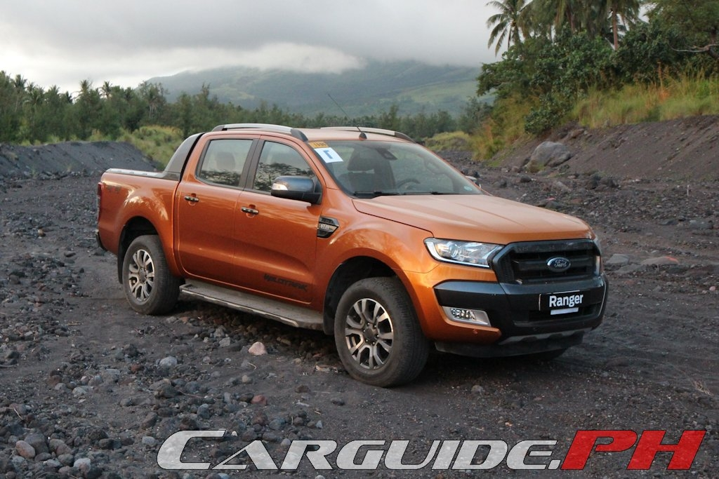 updated ford philippines debuts new 2016 ranger w specs Ford Wildtrak Philippines