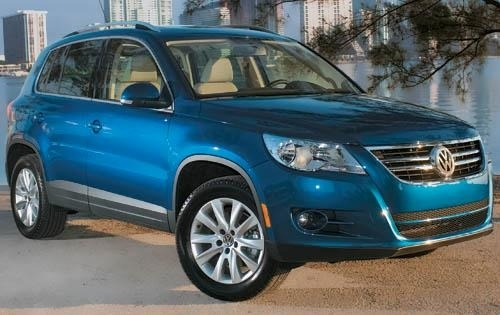 used 2009 volkswagen tiguan suv pricing for sale edmunds Used Volkswagen Tiguan