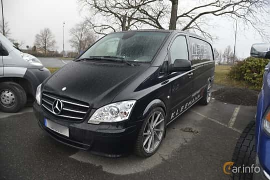 user images of mercedes benz vito 122 cdi w639 facelift Mercedes Vito Facelift