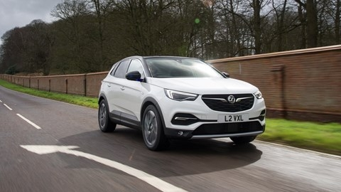 vauxhall grandland x ultimate review suv supreme or plain Opel Grandland X Ultimate