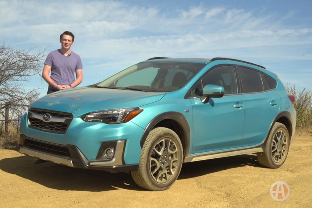 video 2019 subaru crosstrek hybrid review autotrader Subaru Crosstrek Hybrid
