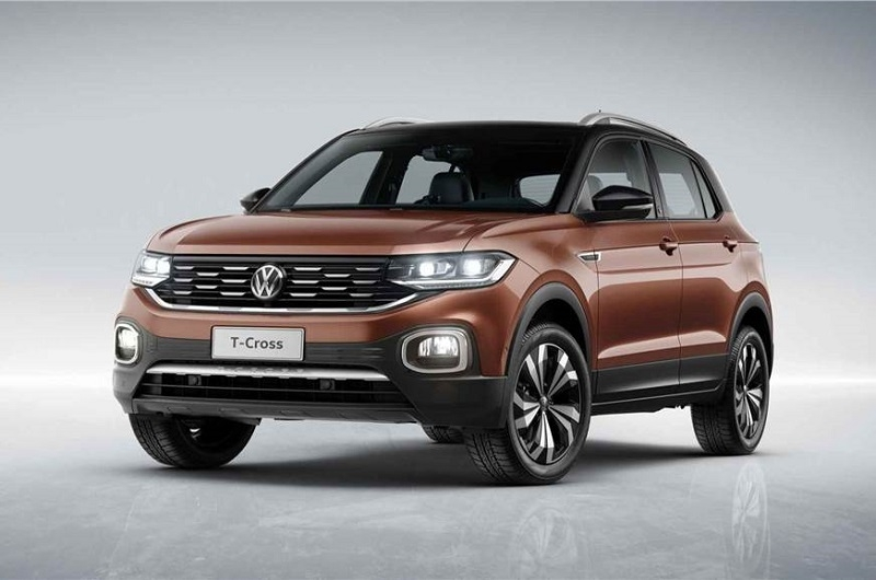 volkswagen t cross india price launch interior Volkswagen New Car Launch In India