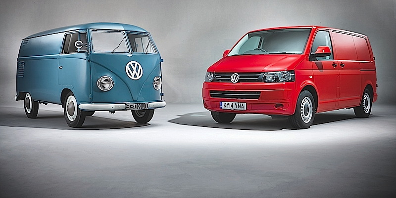 volkswagen van turns 65 will vw commercial vehicles return Volkswagen Van Commercial