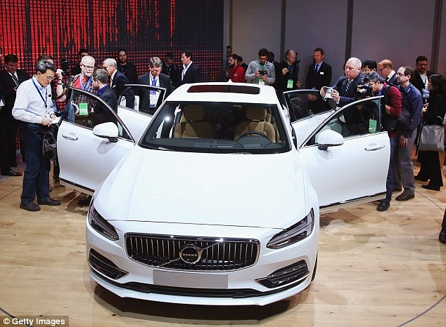 volvo promises deathproof cars 2020 to eradicate fatal Volvo Injury Proof Car