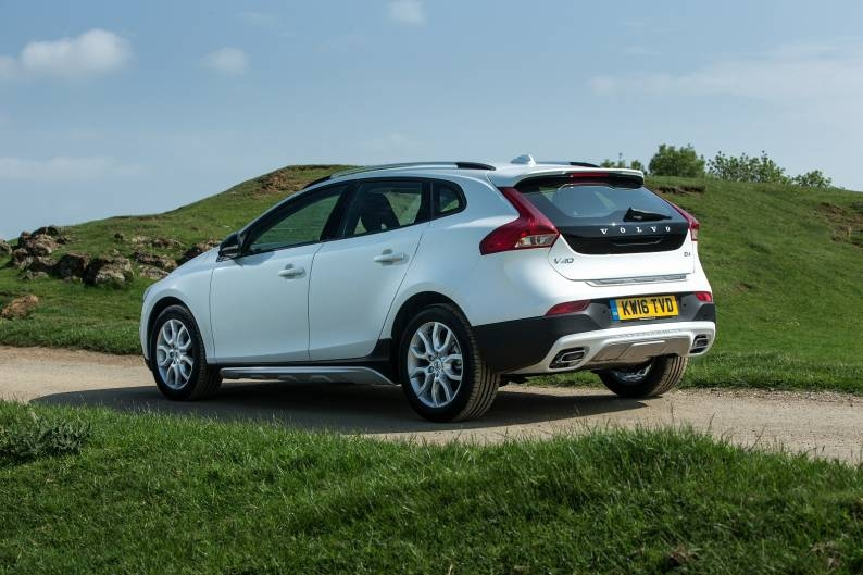 volvo v40 cross country review car review rac drive Volvo V40 Cross Country