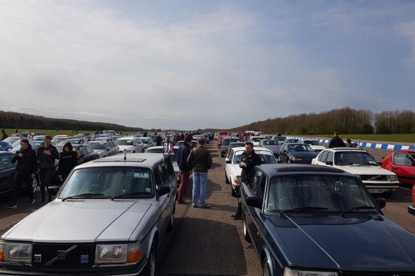 volvo world record attempt denied classics world Volvo World Record Attempt