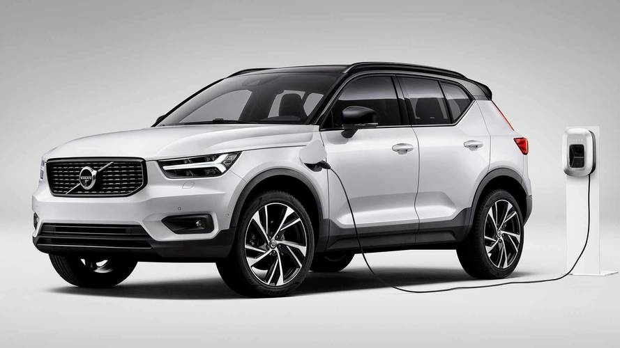 volvo xc40 pure electric version coming this year Volvo Xc40 Release Date