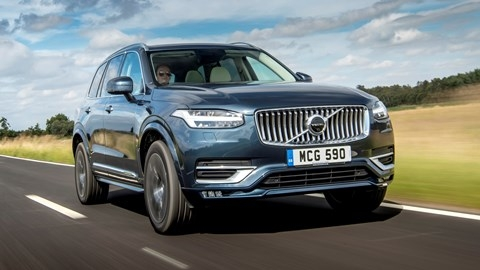 volvo xc90 b5 2020 review b is for better car magazine Volvo Xc90 Facelift Uk