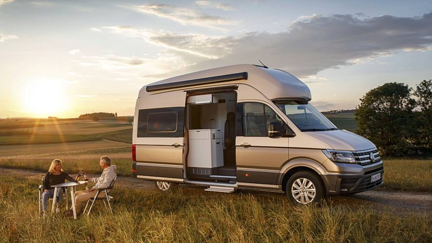vw grand california is a crafty camper for the whole family Volkswagen Grand California
