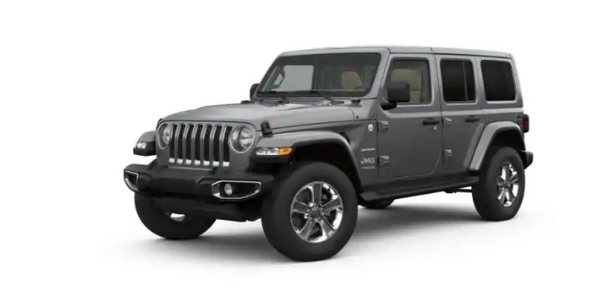 Jeep Wrangler Exterior Colors