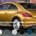 what are the paint color options for the 2018 vw beetle Volkswagen Beetle Colors