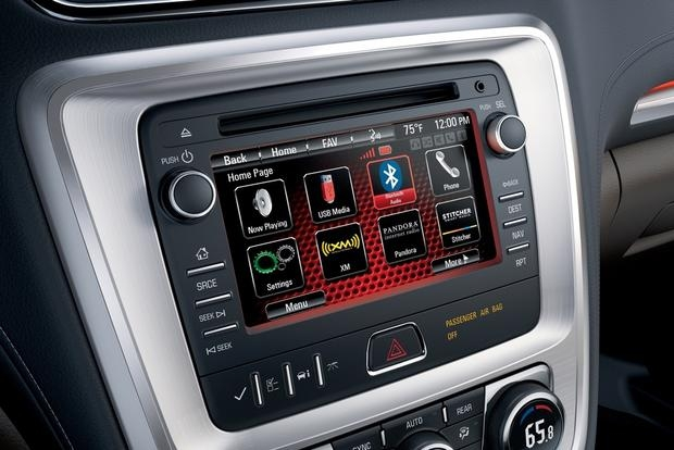 what is gmc intellilink autotrader Gmc Infotainment System