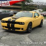 yellow jacket clearcoat 2018 dodge challenger srt hellcat rwd for sale at criswell auto 2c3cdzc94jh317443 Yellow Dodge Challenger