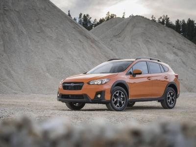 10 crossovers with the best ground clearance autotel Subaru Ground Clearance