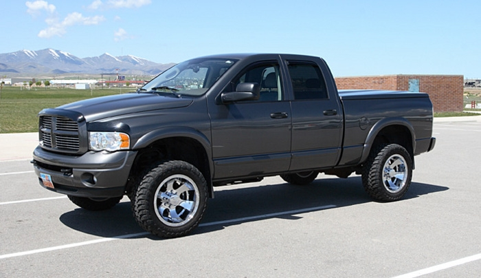 2006 2013 dodge ram 1500 4wd mega cab 2 leveling kit front tuff country Dodge Ram 1500 Leveling Kit