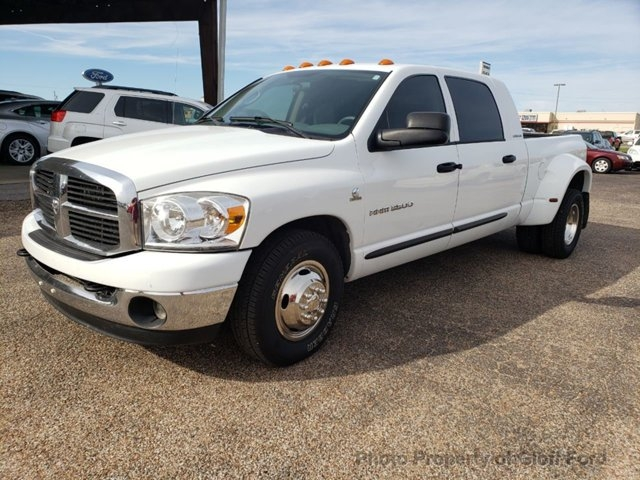 2006 used dodge ram 3500 mega cab base trim at gloff ford serving clifton tx iid 18719706 Dodge Ram 3500 Mega Cab