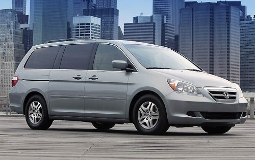 2007 honda odyssey 35l v6 5 speed automatic consumer review Honda Odyssey Problems
