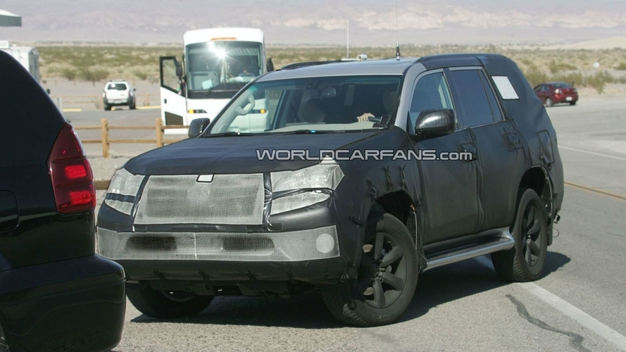 2010 lexus gx 460 suv spy photos Lexus Gx 460 Spy Photos