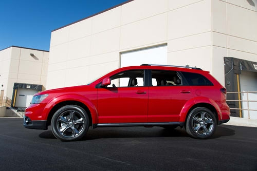 2014 2015 dodge journey crossroad pros and cons news Dodge Journey Crossroad