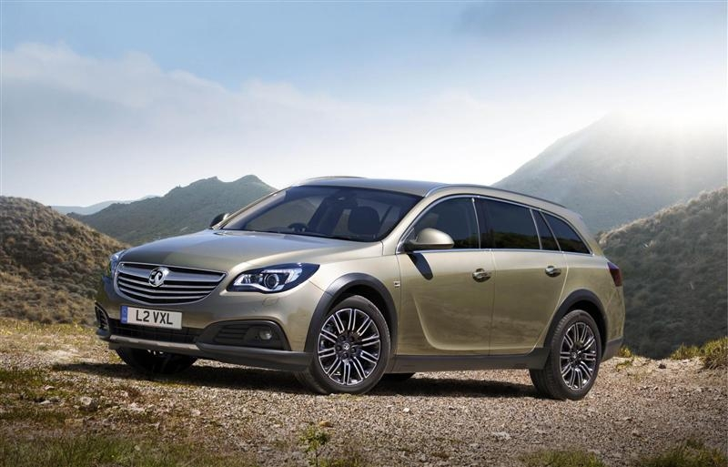 2014 vauxhall insignia country tourer news and information Opel Insignia Country Tourer