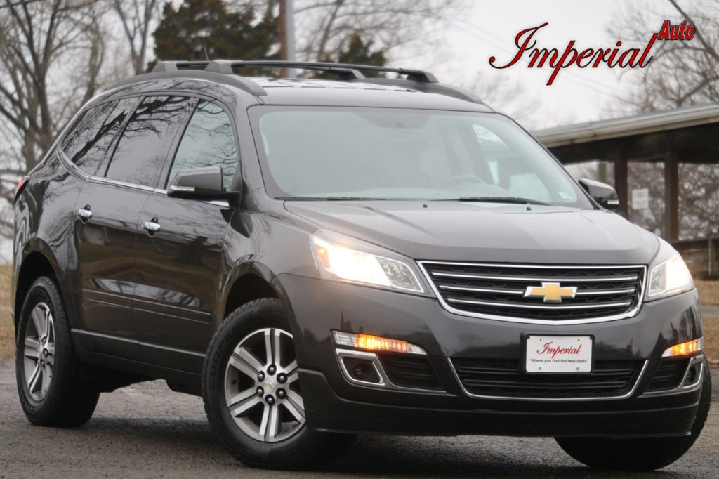 2020 used chevrolet traverse awd 4dr lt w2lt at imperial highline serving manassas va iid 18481381 Used Chevrolet Traverse