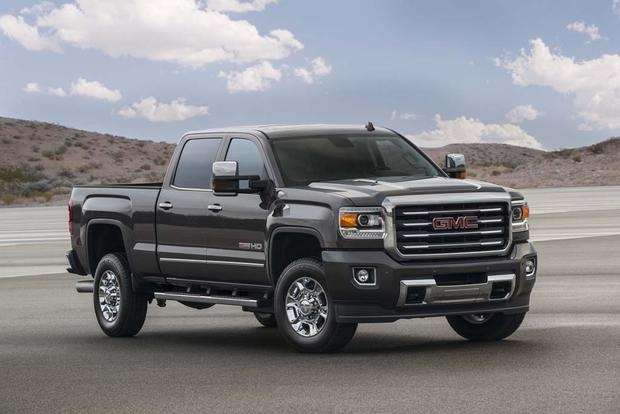 2016 gmc sierra 2500hd new car review autotrader Gmc Sierra 2500hd Gas Engine