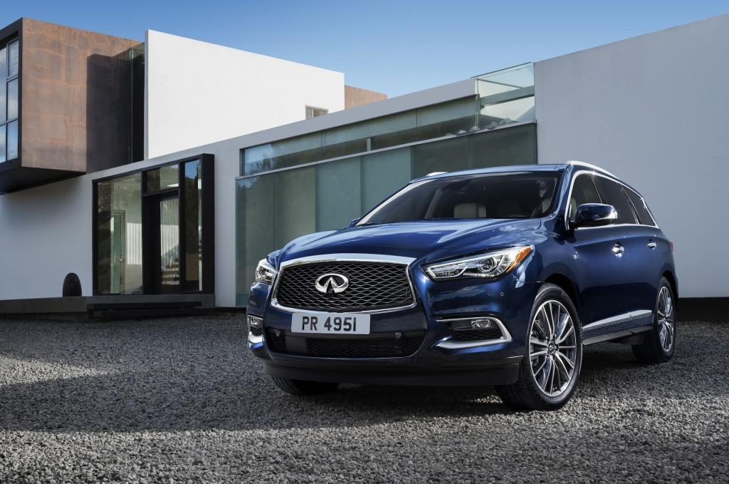 2020 infiniti qx60 review ratings specs prices and Infiniti Qx60 Dimensions