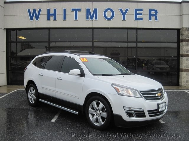 2020 used chevrolet traverse awd 4dr ltz at whitmoyer auto group serving mount joy pa iid 17904637 Used Chevrolet Traverse