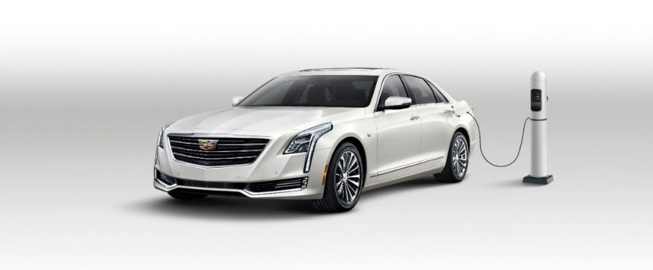 2017 cadillac ct6 plug in on sale in spring 2017 offering Cadillac Plug In Hybrid