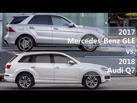2020 mercedes benz gle vs 2020 audi q7 technical comparison Mercedes Gle Vs Audi Q7