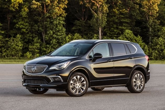 2018 buick envision review pricing release date and pricing Buick Envision Release Date