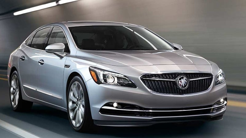 2020 buick lacrosse Buick Lacrosse Pictures