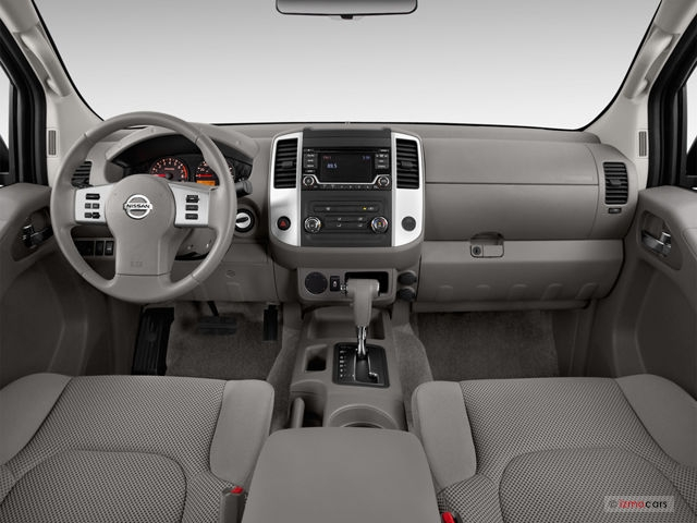 2020 nissan frontier 90 interior photos us news world Nissan Frontier Interior