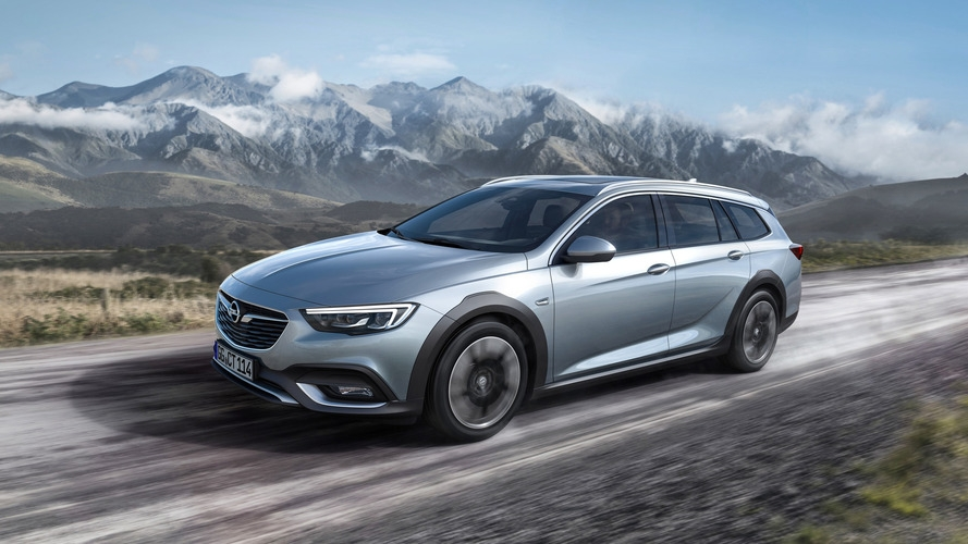 2020 opel insignia country tourer is the suv antidote Opel Insignia Country Tourer