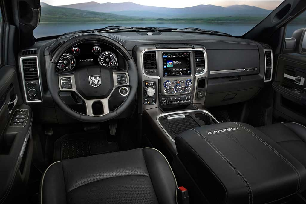2020 vs 2020 ram 1500 whats the difference autotrader Dodge Laramie Interior