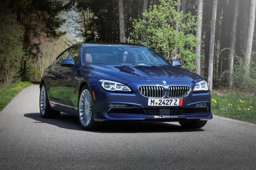 2019 bmw alpina b6 gran coupe prices reviews and pictures Bmw Alpina B6 Gran Coupe