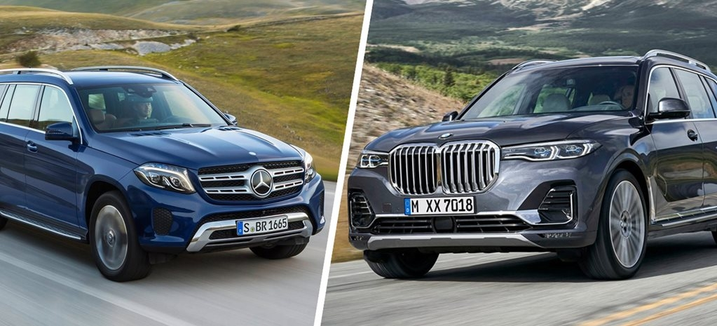 2020 bmw x7 vs mercedes gls on paper Bmw X7 Vs Mercedes Gls